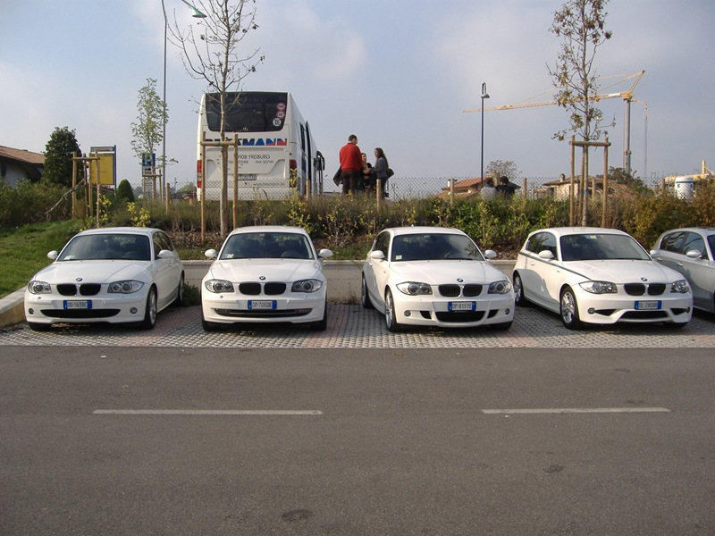 BMW Serie 1 Pre-Restyling vs Restyling vs M Pack vs Aero Sport Pack