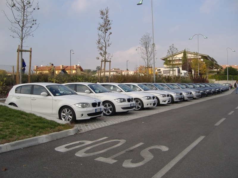 Raduno BMW Serie 1 Virtual Club – Desenzano 09 11 2008