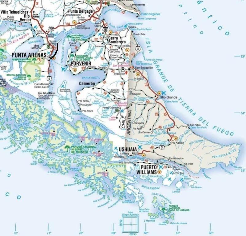 "Crociera 2007 - ""Terra del Fuoco"" con Costa Romantica - Punta Arenas (14 di 29)"