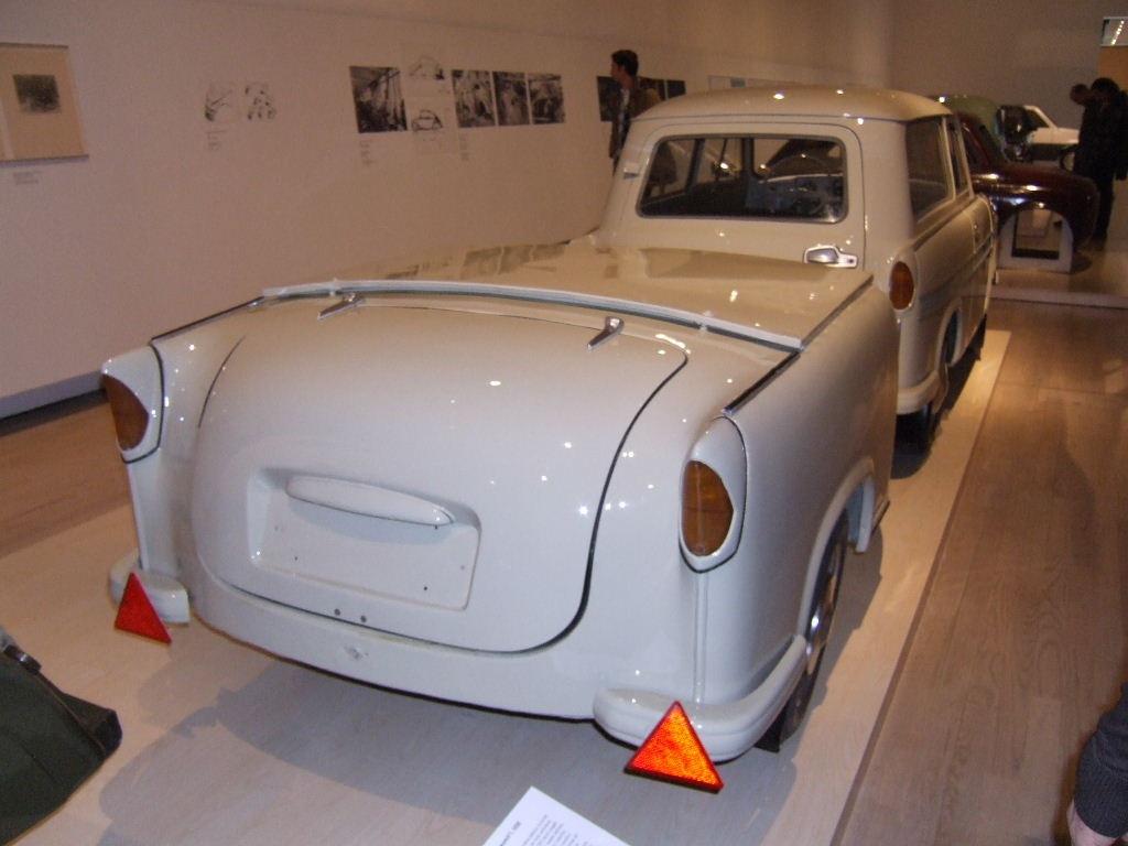 "Trabant P600 (""P 60"