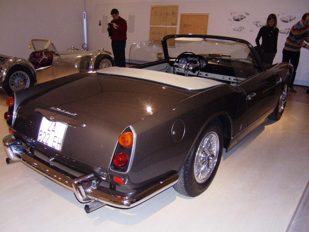 Maserati 3500 GT Vignale