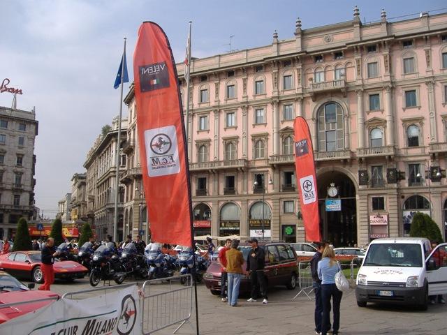 Raduno Ferrari Club Milano - 21 settembre 2008