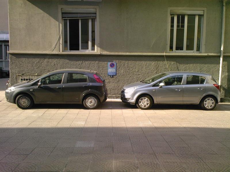 Fiat Punto vs Opel Corsa