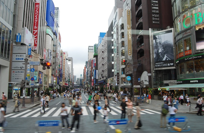 """Crociera 2009 - """"Incanti del Sol Levante"""" con Costa Classica - Tokyo (18 di 32)"""