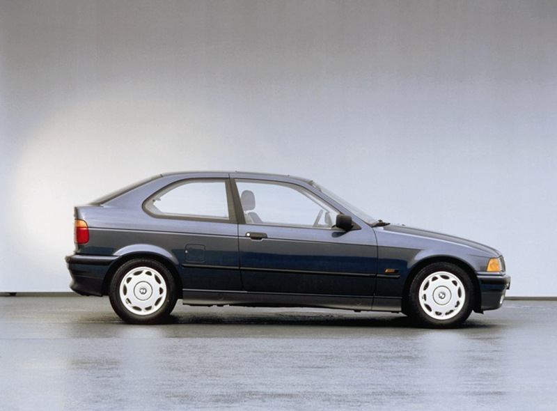 BMW Serie 3 Compact E36