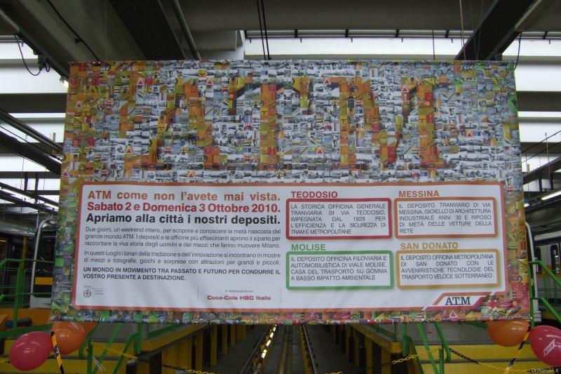 Milano - ATM - Deposito M3 San Donato – 2/10/2010 (1 di 2)
