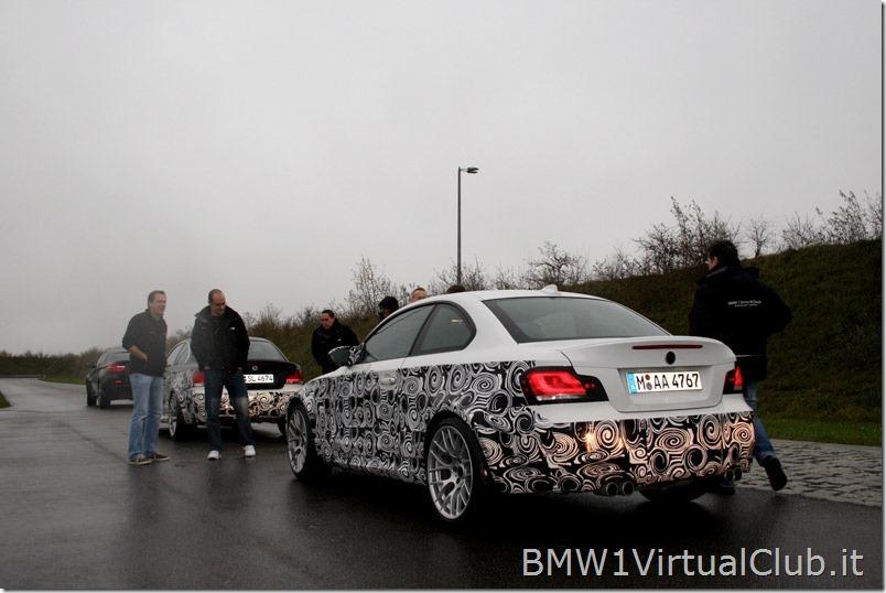 BMW Serie 1 M Coupe - 12 - Prima del test in pista