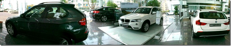 Veicoli Commerciali BMW 2011