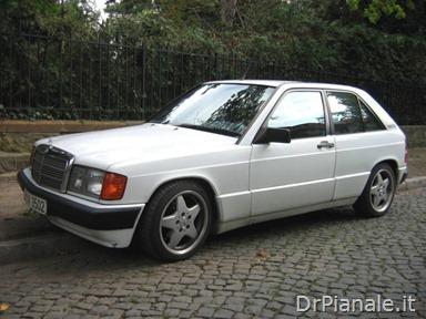 Storia delle Mercedes compatte (2/6)