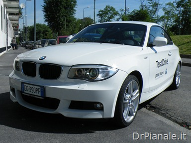 BMW 123d Coupè E82 restyling (4/6)
