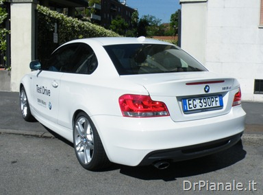 BMW 123d Coupè E82 restyling (6/6)