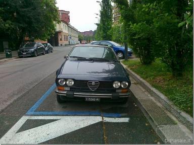 Alfa Romeo Alfetta GT - 1a Serie