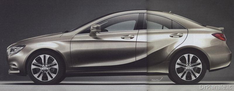 Mercedes Classe CLC