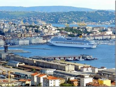 Costa Favolosa - Trieste 01