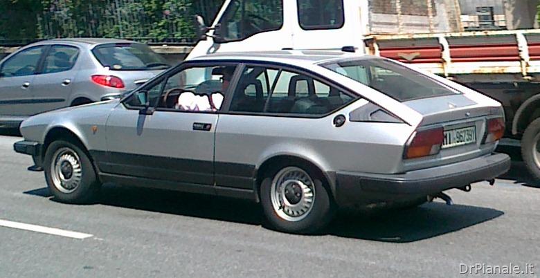 Alfa Romeo Alfetta GTV - 2a Serie