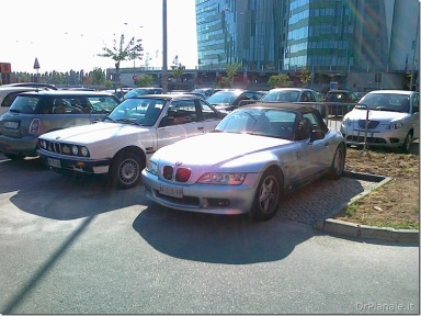 BMW Serie 3 TopCabriolet Baur E30 vs Z3 Roadster E36/7