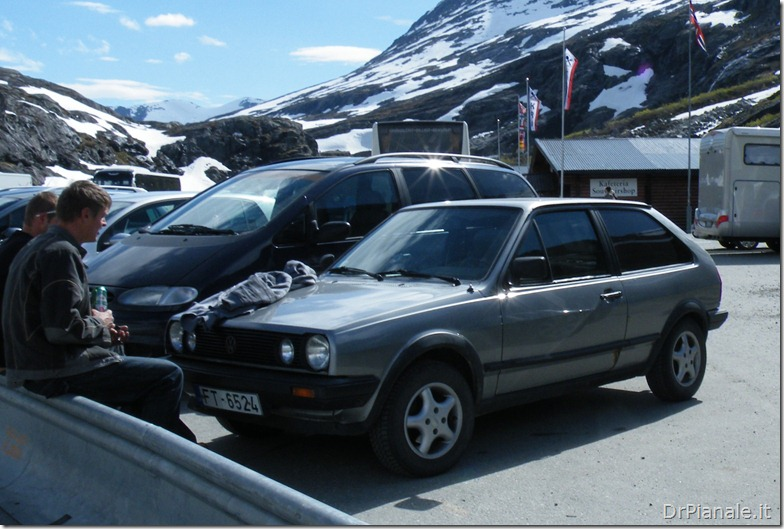 VW Polo II Coupé