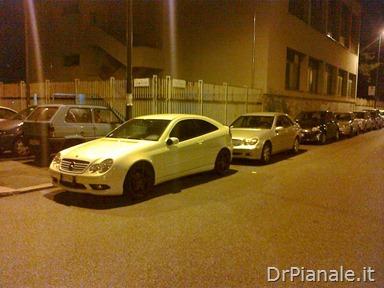 Mercedes Classe C SportCoupé vs Classe C