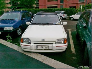 Ford Escort Cabriolet XR3i
