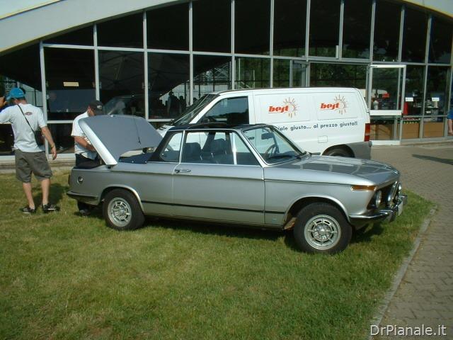 BMW Serie 02 Cabriolet E10