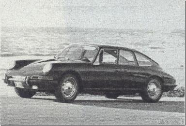 Porsche 911 4 porte