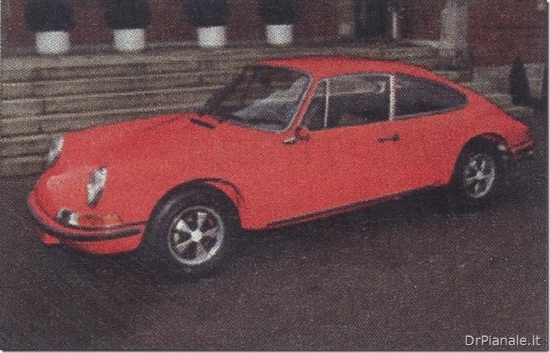 Porsche 911 passo lungo