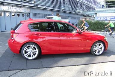 Anteprima e Prova Nuova BMW Serie 1 F20 (5/6)