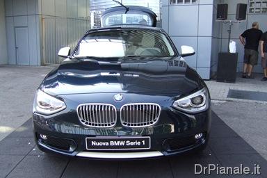 Presentazione BMW Serie 1 F20 a Monza - Urban Line