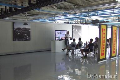 Presentazione BMW Serie 1 F20 . Accredito e briefing