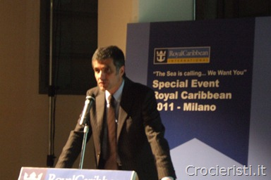 Special Event Royal Caribbean 2011 - Gianni Rotondo