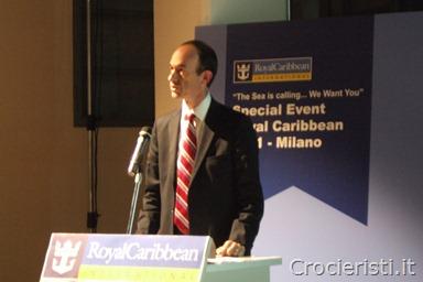 Special Event Royal Caribbean 2011 - Adam Goldstein