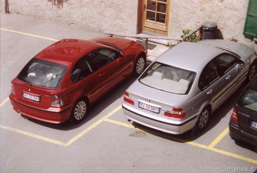 BMW Serie 3 E46 Compact vs berlina