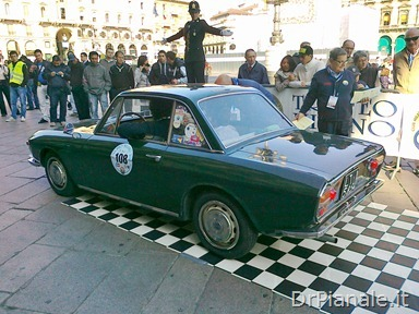 Lancia Fulvia Coupé 1.3 Rally