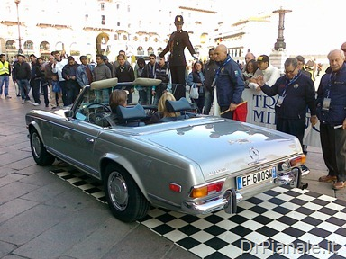 Mercedes Benz SL W113