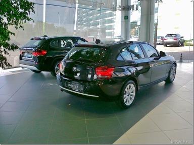 BMW Serie 1 F20 vs BMW X1 E84