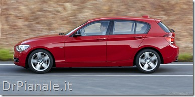 BMW Serie 1 F20 5p