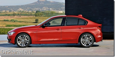 BMW Serie 3 Compact F34 5p