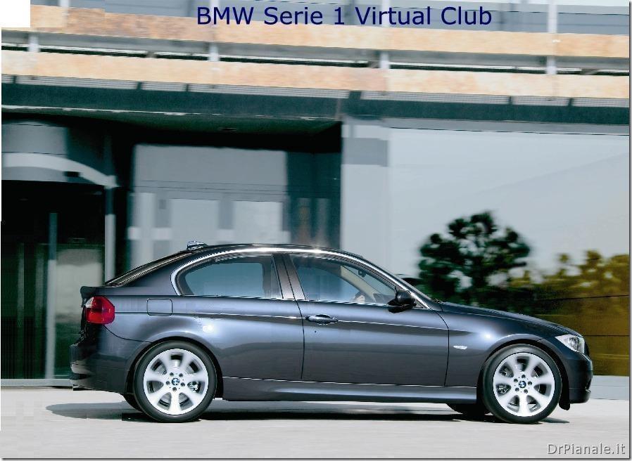 BMW Serie 3 Compact E94 3p