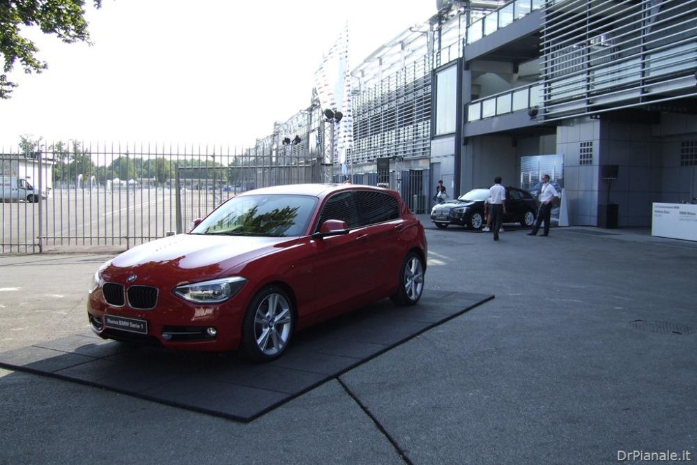Anteprima e Prova Nuova BMW Serie 1 F20 (1/6)