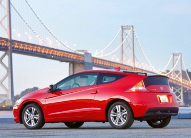 2012-Honda-CR-Z-Red-Rear-Angle