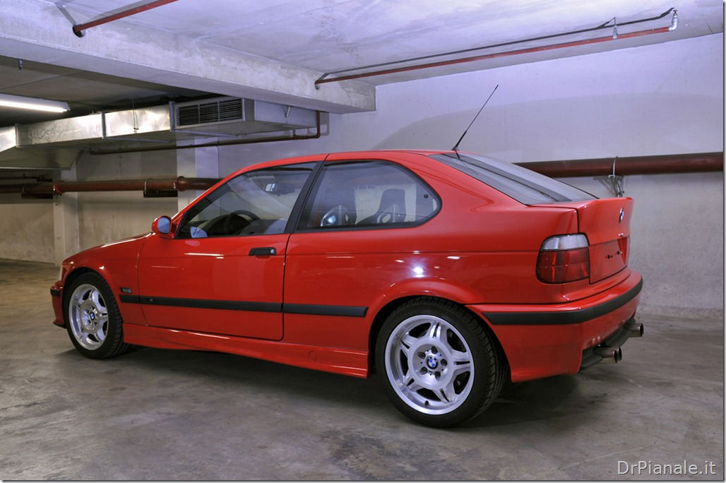 BMW M3 Compact E36