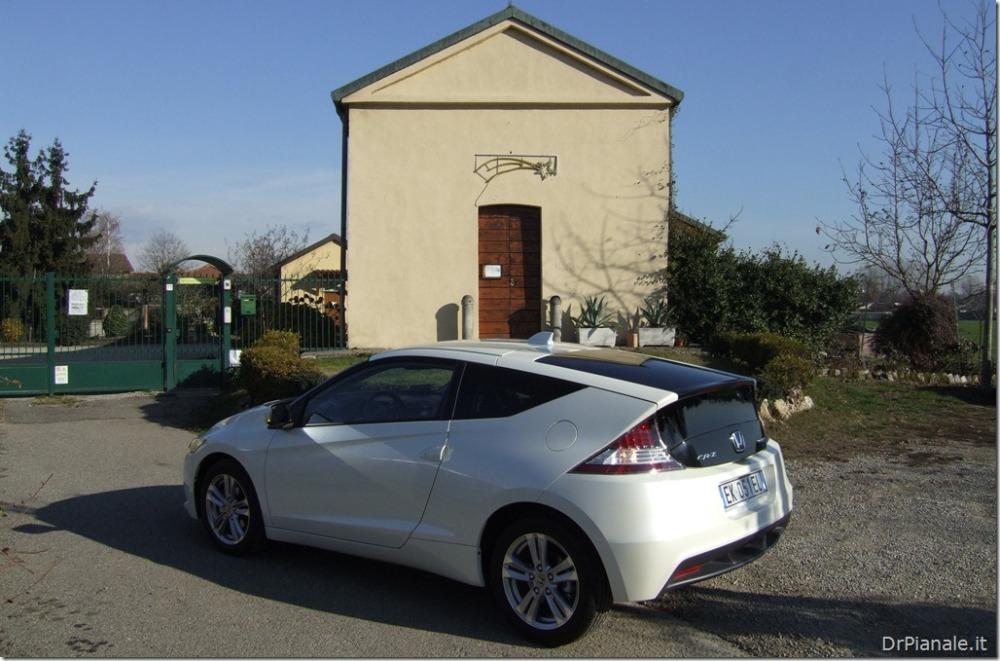 Honda CR-Z 1.5 i-VTEC Sport (12/2011 -> ) (6/6)