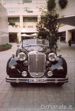 Horch frontale