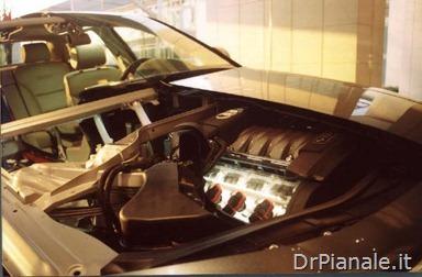 Interno A8 motore