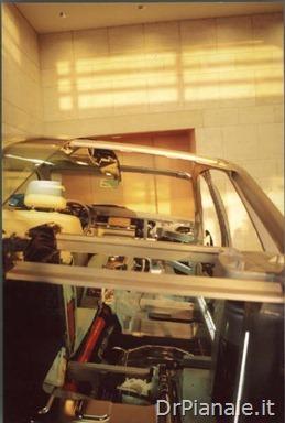 Interno A8 posteriore