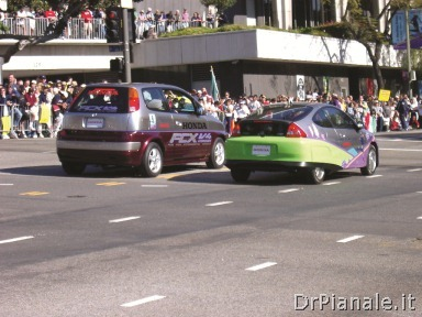 Honda Pace Car for 2002 LA Marathon XVII
