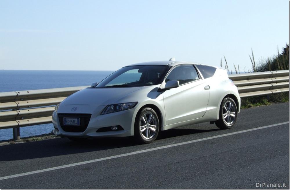 Honda CR-Z 1.5 i-VTEC Sport (12/2011 -> ) (4/6)