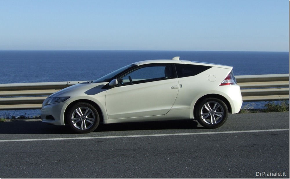 Honda CR-Z 1.5 i-VTEC Sport (12/2011 -> ) (2/6)