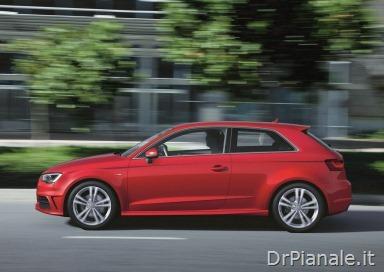 Audi A3 vs BMW Serie 1 vs Mercedes Classe A (4/6)