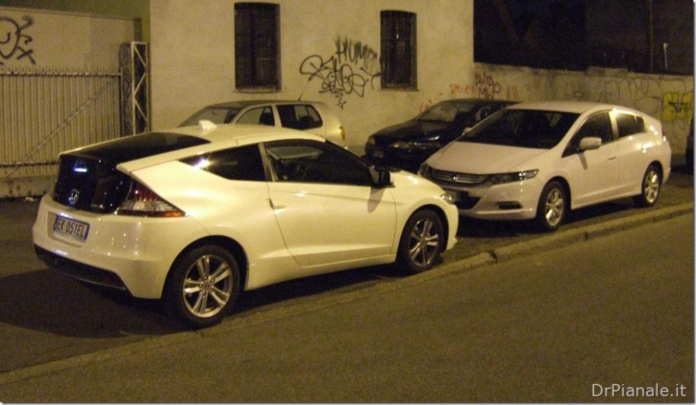 Honda CR-Z vs Honda Insight (5/6)